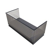 Cobalt MT Balcony System - Rectangle