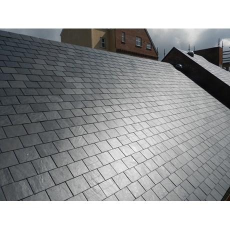 SSQ Del Prado natural roofing slate