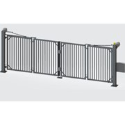 Faldivia® Speed Folding Gate