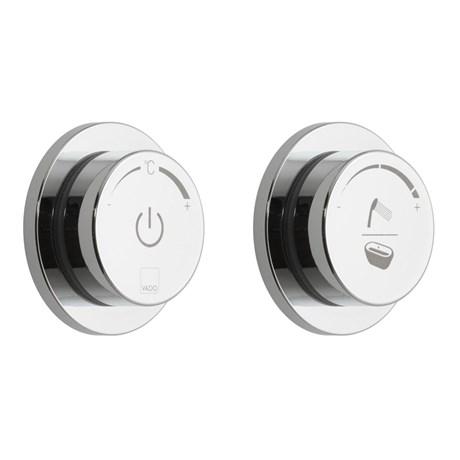 Sensori SmartDial Dual Outlet Digital Shower and Bath Control