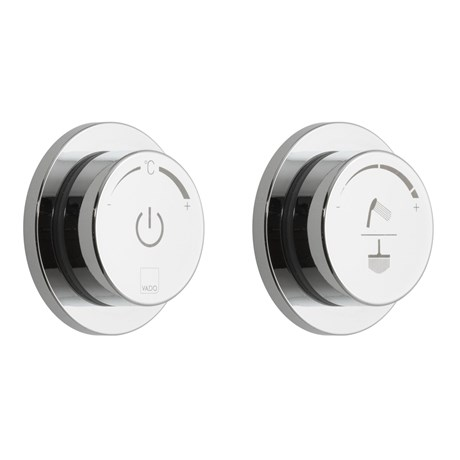 Sensori SmartDial Dual Outlet Digital Shower Control