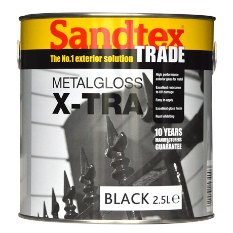 Metalgloss X-Tra - Metalwork protection