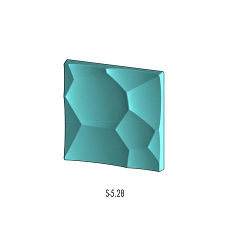 3D Wall Tile S-5.28