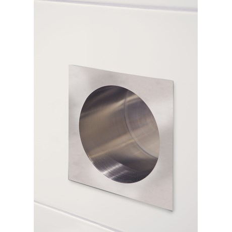 Roll storage square - Toilet roll holder