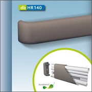 Combined Hand and Crash Rail db HR140
