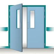 Postformed Double Doorset - Vision Panel 11