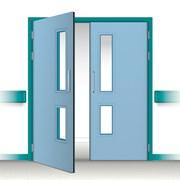 Postformed Double Doorset - Vision Panel 3