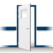 Postformed Single Doorset - Vision Panel 10