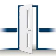 Postformed Single Doorset - Vision Panel 2