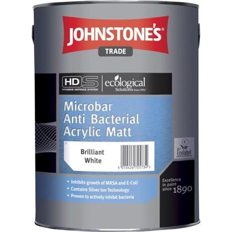 Microbarr Anti-Bacterial Acrylic Eggshell