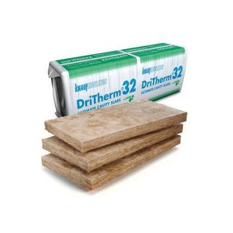 Earthwool DriTherm Cavity Slab 32 Insulation
