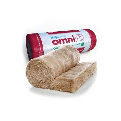 Earthwool OmniFit Roll Insulation