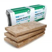 Earthwool Timber Frame Party Wall Slab Insulation