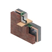 Kingspan Thermabate Cavity Closer