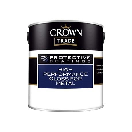 Protective Coatings High Performance Gloss For Metal