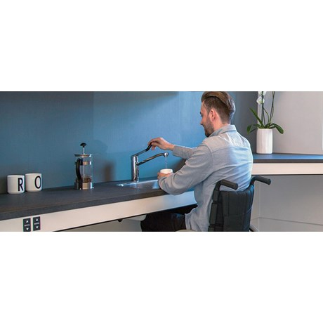 Ropox Flexi Wall Mounted Frame
