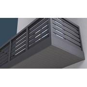 AliClad Flow Balcony Soffit Cladding