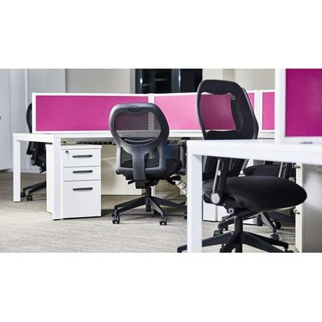 Mesa 120 Degree 6 User Workstation Cluster