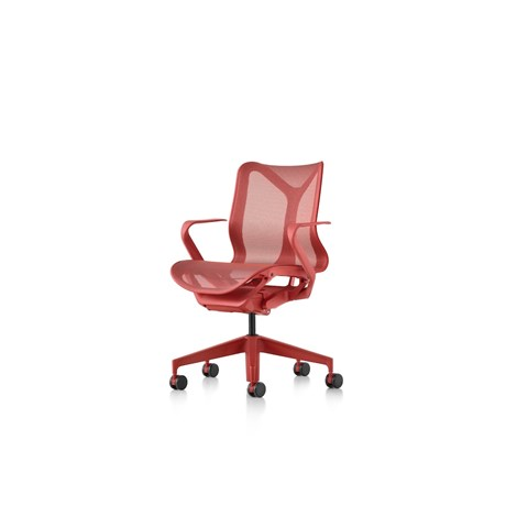 Cosm Chair - Low back - Fixed Arms