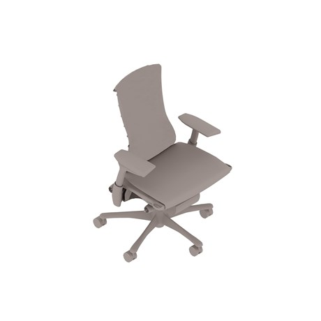 Embody Chair - With Arms