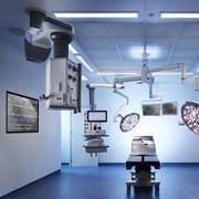A&E Resus medical supply pendant - Atlas Pendants