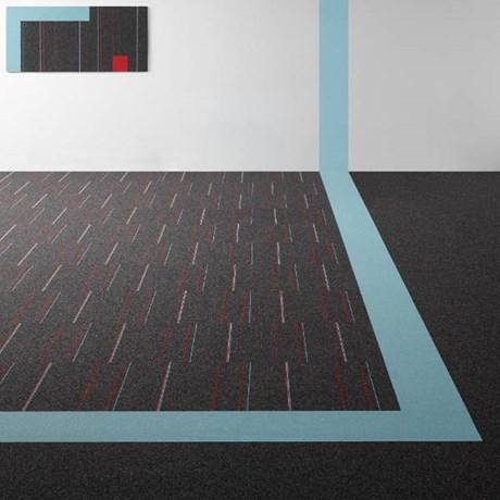 Stratus Stripe - Carpet Tile