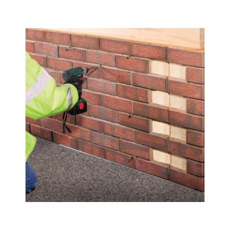 Gebrik Insulating Brick Cladding System