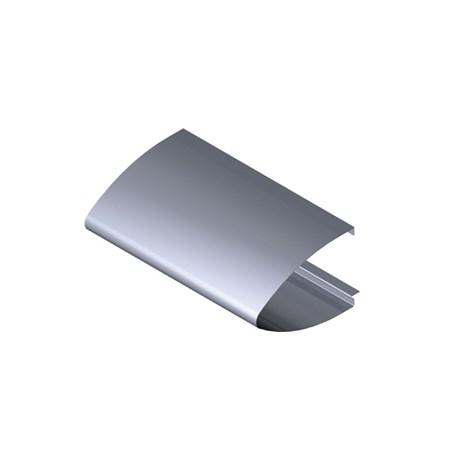 Elliptical Aluminium Fascia Profile