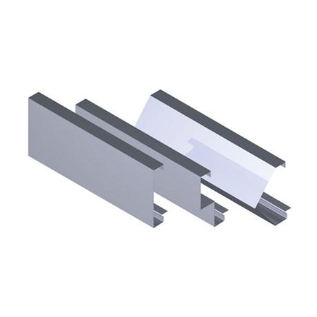 Quadrant Aluminium Fascia Profile