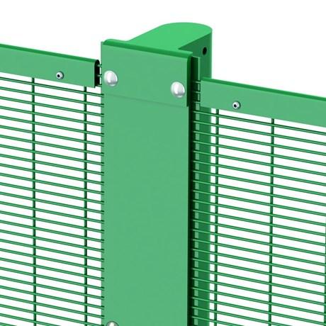 Securifor 358 + Bekasecure - Metal mesh fence panel