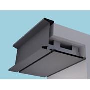 Sigma Eaves Systems: Fascia Soffit & optional Hidden Gutter