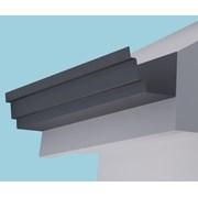 Stepped Aluminium Fascia Profile