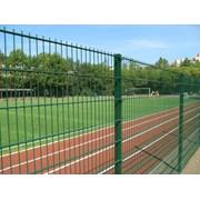 Nylofor 2D Twilfix - Metal mesh fence panel