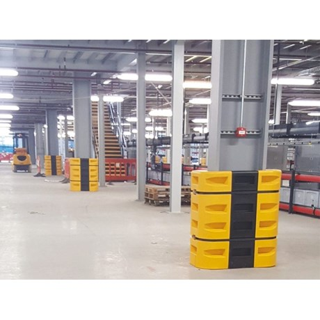 PolyWRAP Column Protector