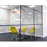 LOFT20 Single Glazed Panel Partition System