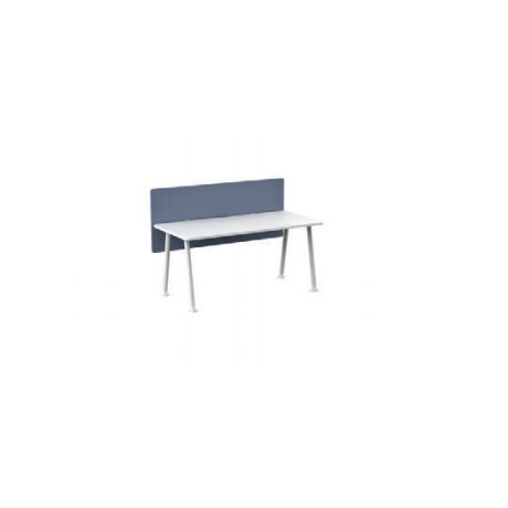 Memo - Single Sided Desk - With Screen
