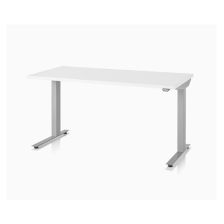 Nevi Sit-to-Stand Desk - With Screen