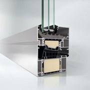 Super insulated aluminium window system - AWS90.SI