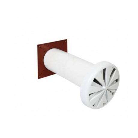 Glidevale Protect Fresh 99HdB Acoustic Humidity Sensitive Wall Ventilator