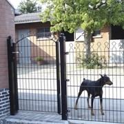 Decofor double swing gate
