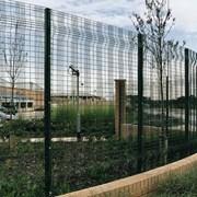 Paladin Classic + Bekafix Ultra - Metal mesh fence panel