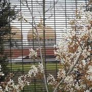 Securifor 4D + Bekafix Ultra - Metal mesh fence panel