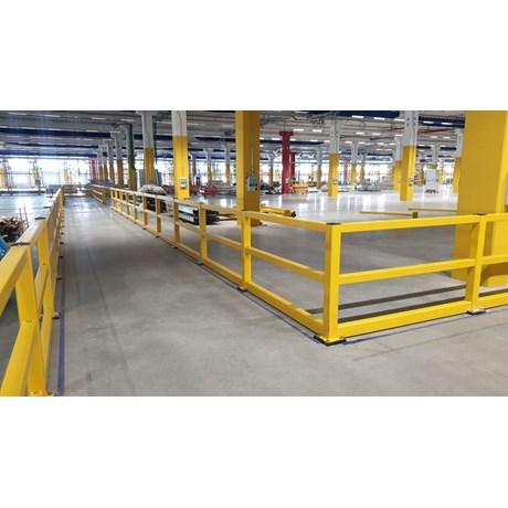 Guardrail MHE PIT