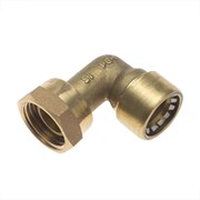 B Sonic Bent Tap Connector