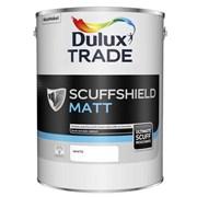 Dulux Trade Scuffshield Matt