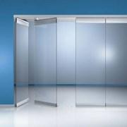 HSW-GP Frameless glass sliding stacking wall system