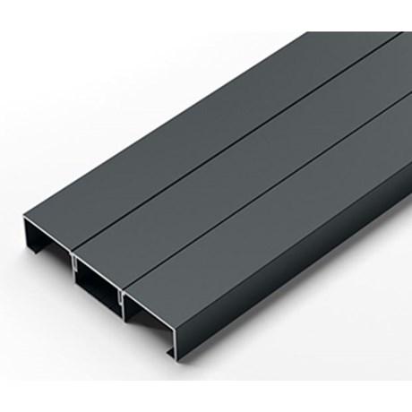 Adek Aluminium Decking Board: Comfort Grip 147 Board