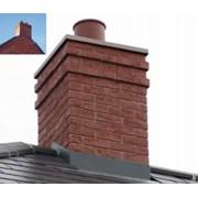 SmartStack Brick Slip Faced Chimney