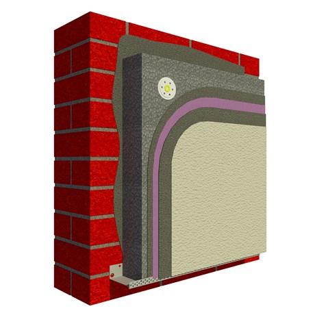 webertherm XM PMR018 External Wall Insulation
