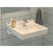 Ropox QuickWash Height Adjustable Washbasin